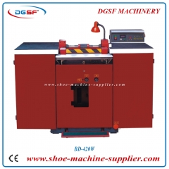 Plc Band Knife Splitting Machine BD-420W